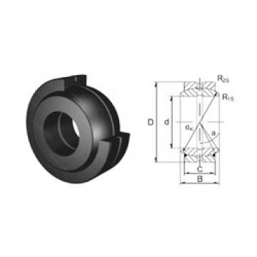 17 mm x 30 mm x 14 mm  ZEN GE17ES-2RS plain bearings