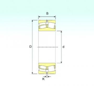 170 mm x 260 mm x 90 mm  ISB 24034 spherical roller bearings