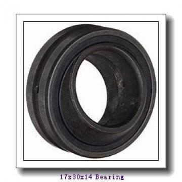17 mm x 30 mm x 14 mm  IKO GE 17EC plain bearings