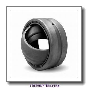17 mm x 30 mm x 14 mm  Loyal GE17ES plain bearings