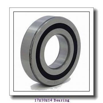 17 mm x 30 mm x 14 mm  INA GE 17 DO plain bearings