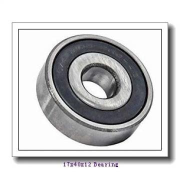 17 mm x 40 mm x 12 mm  FAG 7203-B-TVP angular contact ball bearings