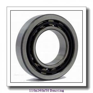 110 mm x 240 mm x 50 mm  NTN 7322BDB angular contact ball bearings