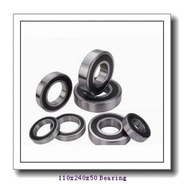 110 mm x 240 mm x 50 mm  NACHI 7322B angular contact ball bearings