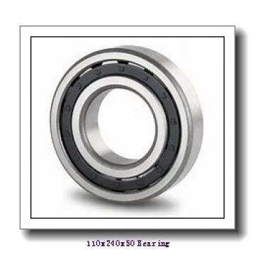 110 mm x 240 mm x 50 mm  NTN 7322DF angular contact ball bearings