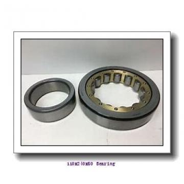 110 mm x 240 mm x 50 mm  NACHI 7322 angular contact ball bearings