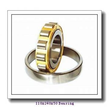 110 mm x 240 mm x 50 mm  Loyal NH322 E cylindrical roller bearings