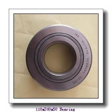 110 mm x 240 mm x 50 mm  NACHI 7322C angular contact ball bearings
