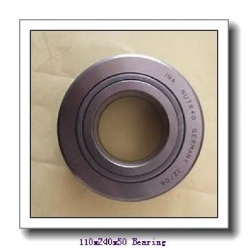 110 mm x 240 mm x 50 mm  NACHI 7322CDF angular contact ball bearings