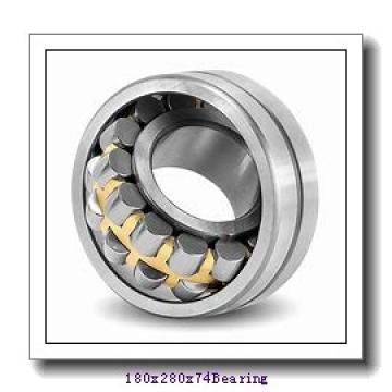 180 mm x 280 mm x 74 mm  Loyal 23036 KMBW33 spherical roller bearings