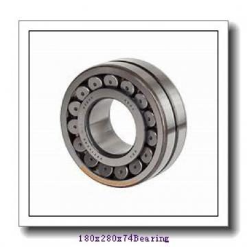 180 mm x 280 mm x 74 mm  KOYO NN3036 cylindrical roller bearings