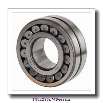 180 mm x 280 mm x 74 mm  ISO NN3036 cylindrical roller bearings