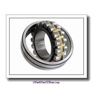 190 mm x 400 mm x 132 mm  Loyal 22338 KCW33+AH2338 spherical roller bearings
