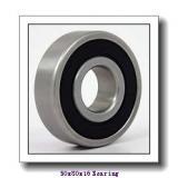 50 mm x 80 mm x 16 mm  FBJ 6010 deep groove ball bearings