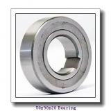 50 mm x 90 mm x 20 mm  ISB 6210-Z deep groove ball bearings