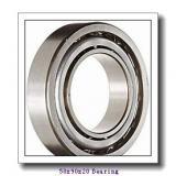 50 mm x 90 mm x 20 mm  Loyal 7210AC angular contact ball bearings