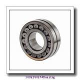 180 mm x 280 mm x 74 mm  KOYO 45236 tapered roller bearings