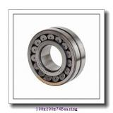 180 mm x 280 mm x 74 mm  Loyal NP3036 cylindrical roller bearings