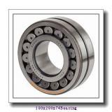 180 mm x 280 mm x 74 mm  FAG 23036-E1A-M spherical roller bearings