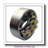 200 mm x 420 mm x 138 mm  NSK NUP2340EM cylindrical roller bearings