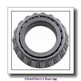 630 mm x 920 mm x 212 mm  ISO 230/630 KCW33+H30/630 spherical roller bearings